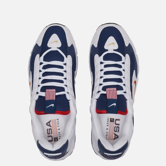 Мужские кроссовки Nike Air Max Triax 96 USA Olympics Midnight Navy/University Red/White