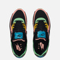 Женские кроссовки Nike Air Max 90 Premium Atomic Pink/Black/Laser Blue/Solar Flare фото - 1