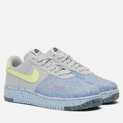 Женские кроссовки Nike Air Force 1 Crater Collection Pure Platinum/Barely Volight/Summit White