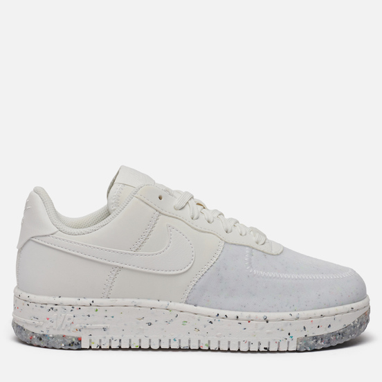 Женские кроссовки Nike Air Force 1 Crater Collection Summit White/Summit White/Summit White