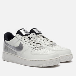 Кроссовки Nike x 3M Air Force 1 07 LV8 Summit White/Summit White/Black