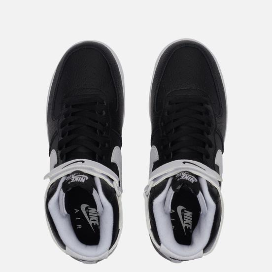 Кроссовки Nike Air Force 1 07 High Black/White
