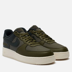 Кроссовки Nike Air Force 1 Gore-Tex Medium Olive/Deepest Green/Sail
