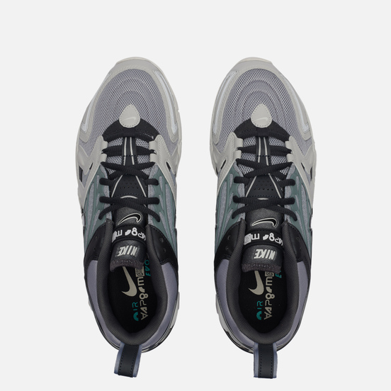 Мужские кроссовки Nike Air Vapormax Evo Wolf Grey/White/Anthracite/Dark Grey