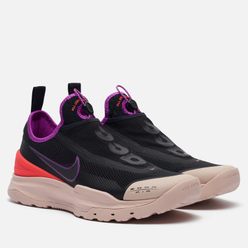 Мужские кроссовки Nike ACG Zoom Air AO Black/Black/Laser Crimson