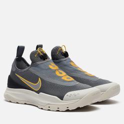 Мужские кроссовки Nike ACG Zoom Air AO Smoke Grey/Amarillo/Metallic Silver