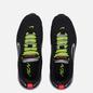 Женские кроссовки Nike Air Max 720 Black/Metallic Silver/Medium Violet/Volt фото - 1