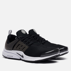 Мужские кроссовки Nike Air Presto Black/Black/White
