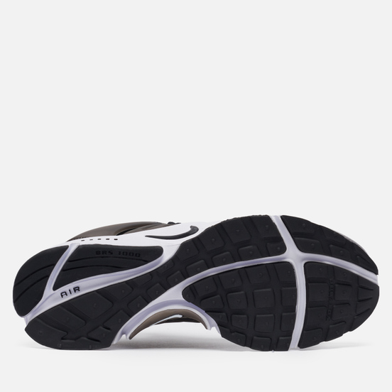 Кроссовки Nike Air Presto Black/Black/White
