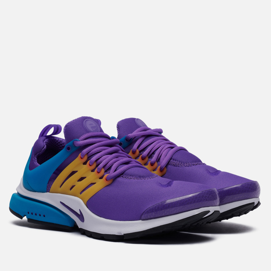 Мужские кроссовки Nike Air Presto Wild Berry/Fierce Purple/Cyber Teal