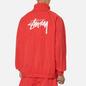 Мужская куртка анорак Nike x Stussy NRG BR Windrunner Habanero Red фото - 4