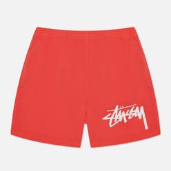 Мужские шорты Nike x Stussy NRG BR Water Habanero Red