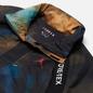 Мужская куртка ветровка Jordan Fearless Gore-Tex Black/Gym Red фото - 1