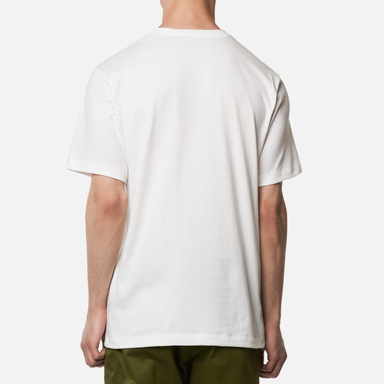 Мужская футболка Nike Swoosh Graphic White