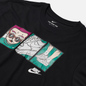 Мужская футболка Nike Illustration Black/White фото - 1