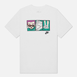 Мужская футболка Nike Illustration White/Black