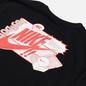 Мужская футболка Nike Footwear Destroyed BM Black фото - 2
