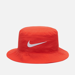 Панама Nike x Stussy NRG BR Bucket Habanero Red