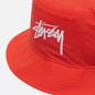Панама Nike x Stussy NRG BR Bucket Habanero Red фото - 1