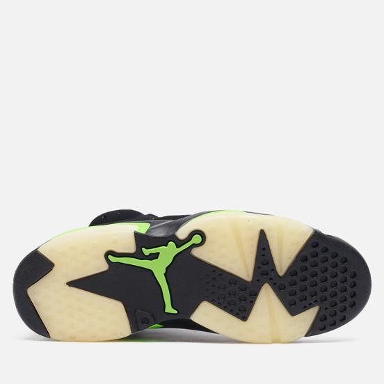Мужские кроссовки Jordan Air Jordan 6 Retro Electric Green Black/Electric Green