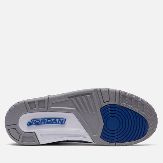 Мужские кроссовки Jordan Air Jordan 3 Retro Varsity Royal Varsity Royal/Varsity Royal/Cement Grey