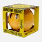 Футбольный мяч Chinatown Market Smiley Yellow фото - 2