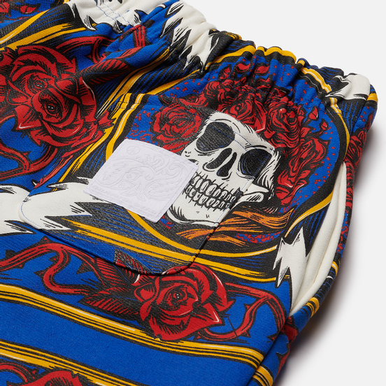 Мужские шорты Chinatown Market x Grateful Dead Border Bandana Multicolor