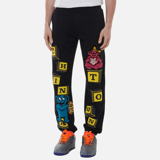 Мужские брюки Chinatown Market Be Mine Black