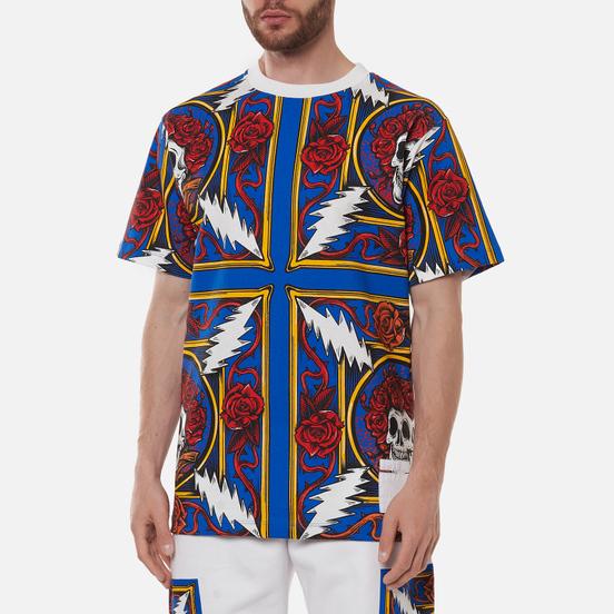 Мужская футболка Chinatown Market x Grateful Dead Border Bandana Multicolor
