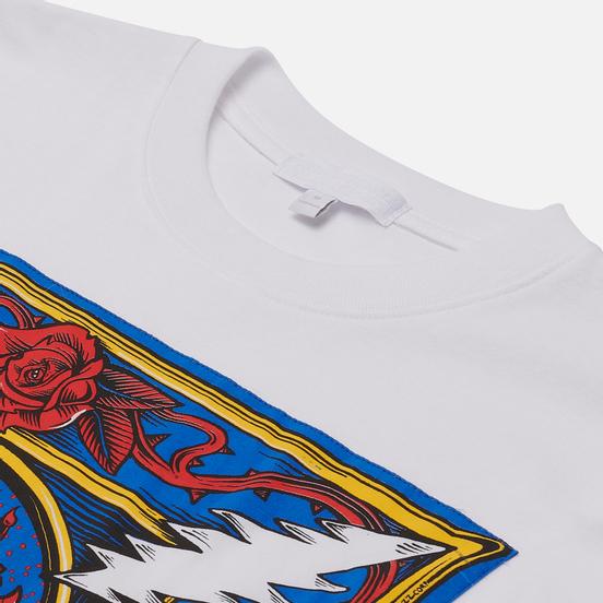 Мужская футболка Chinatown Market x Grateful Dead Border Bandana Sewn Multicolor
