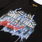 Мужская футболка Chinatown Market Ride The Lightning Black фото - 1
