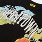 Мужская футболка Chinatown Market Global Citizen Heat Map Halftone Black фото - 1