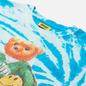 Мужская футболка Chinatown Market Smiley Sketch Basketball Bear Tie Dye фото - 1