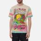 Мужская футболка Chinatown Market Happy House Edge Tie Dye фото - 2