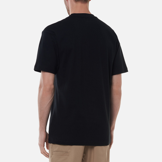 Мужская футболка Chinatown Market Bling Arc Black