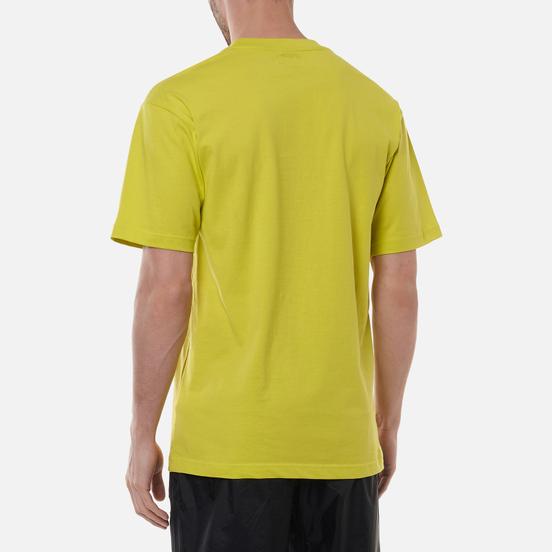 Мужская футболка Chinatown Market Bling Arc Yellow