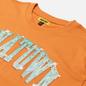 Мужская футболка Chinatown Market Bling Arc Orange фото - 1