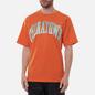 Мужская футболка Chinatown Market Bling Arc Orange фото - 2