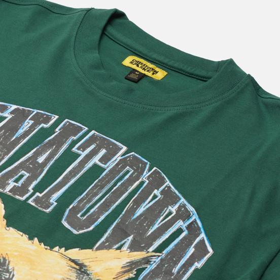 Мужская футболка Chinatown Market Beware Sketch Spruce