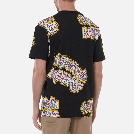 Мужская футболка Chinatown Market Creature Black