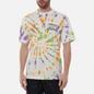 Мужская футболка Chinatown Market Block Tie-Dye Spiral Tie Dye фото - 3