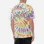 Мужская футболка Chinatown Market Block Tie-Dye Spiral Tie Dye фото - 4