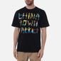 Мужская футболка Chinatown Market City Aerobics Black фото - 2
