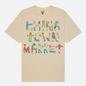 Мужская футболка Chinatown Market City Aerobics Bone фото - 0