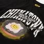 Мужская футболка Chinatown Market Smiley Brain On Fried Black фото - 1