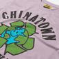 Мужская футболка Chinatown Market Recycle Global Purple фото - 1