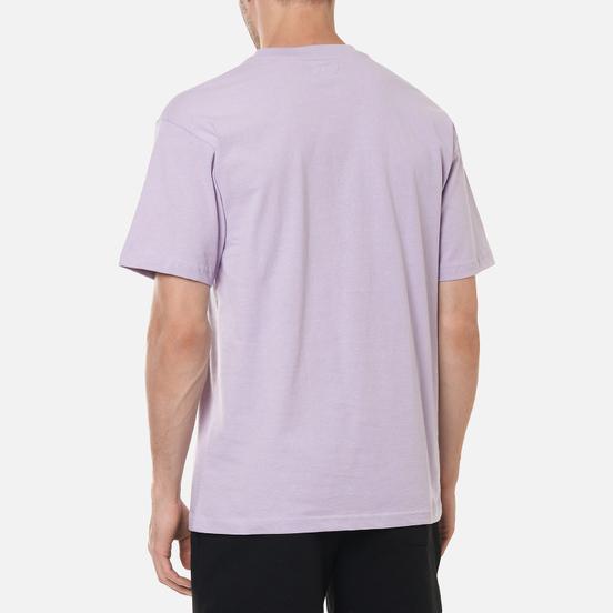Мужская футболка Chinatown Market Recycle Global Purple