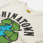 Мужская футболка Chinatown Market Recycle Global Cream фото - 1