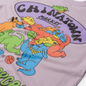 Мужская футболка Chinatown Market Dawg Days Purple фото - 2