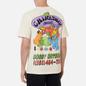 Мужская футболка Chinatown Market Dawg Days Cream фото - 4